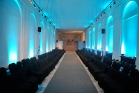 Obsługa oświetleniowa pokazu mody Wilanów Warszawa