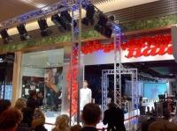 Otwarcie sklepu pokaz mody Port Łódź