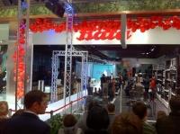 pokaz mody Port Łódź - wybieg trisystem